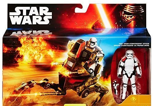 Hasbro Star Wars Episode VII Desert Assault Walker with Figure