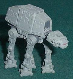 Imperial AT-AT Micro Machine - Star Wars 65961 by Galoob Toys