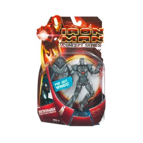 Iron Man Movie Action FigureStealth Striker Armor Iron Man
