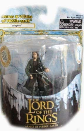 Lord of the Rings Armies of Middle-Earth Aragorn Figure