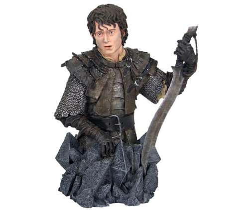 Lord of the Rings: Frodo in Orc Armor Bust