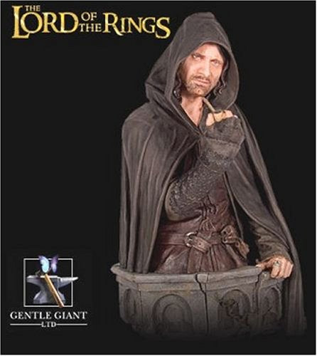 Lord of the Rings: Strider Ringbearer Mini Bust by Gentle Giant