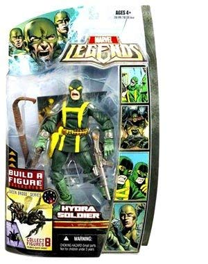 Marvel Legends Series 3 > Hydra Soldier (Yelling Variant) Action Figure [Toy]