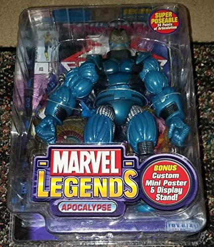 Marvel Legends Series 7 Action Figure Apocalypse
