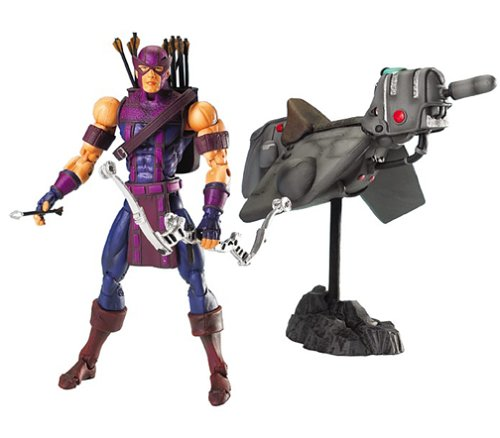 Marvel Legends Series 7 Action Figure Hawkeye
