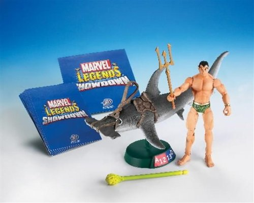 Marvel Legends Showdown Namor & Hammerhead Shark