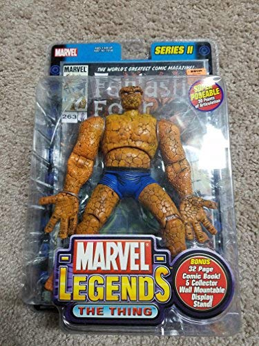 Marvel Legends The Thing Action Figure
