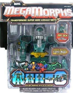 Marvel Megamorphs Doc Ock action figure