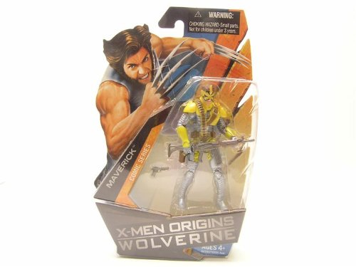 Marvel X-Men Origins Wolverine Maverick Figure