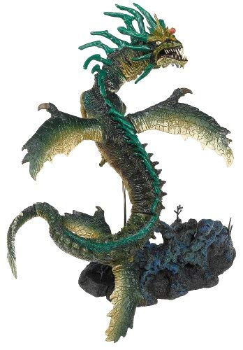 McFarlane Toys Dragons Series 2 Action Figure Water Clan Dragon 2