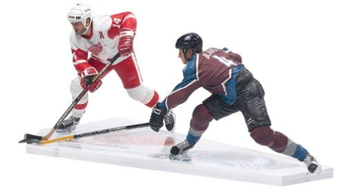 McFarlane Toys NHL Sports Picks Action Figure 2Pack Brendan Shanahan (Detroit Red Wings) VS. Rob Blake (Colorado Avalanche)