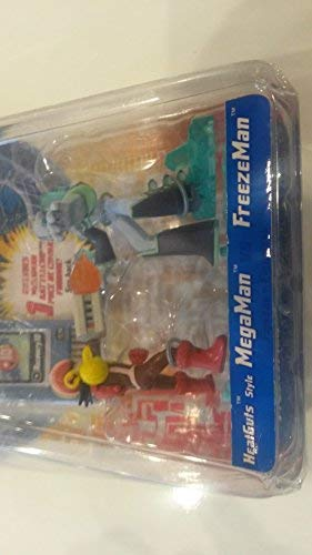 Megaman NT Warrior Mini Figure 2-Pack ProtoMan Vs. MegaMan