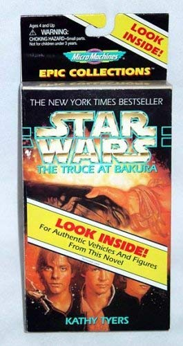 Micro Machines Star Wars - The Truce At Bakura