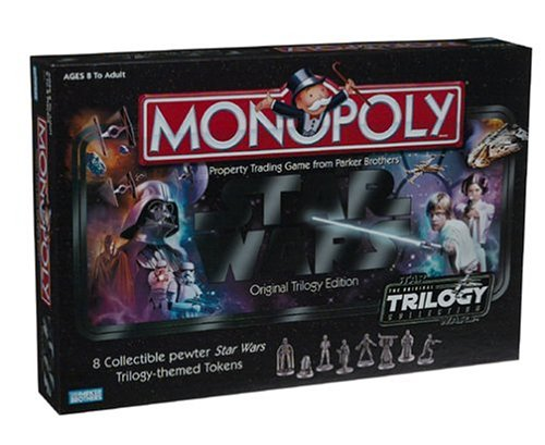 Monopoly - Star Wars Original Trilogy Edition
