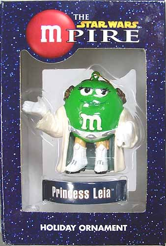 Mpire Ornament of Princess Leia