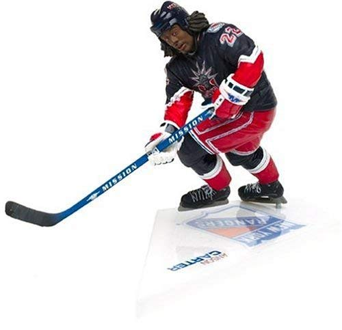 NHL Series 6 Figure: Anson Carter with Black Jersey