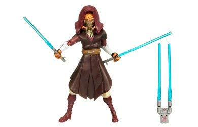 Plo Koon with Lightsaber Gauntlet - Star Wars: The Clone Wars