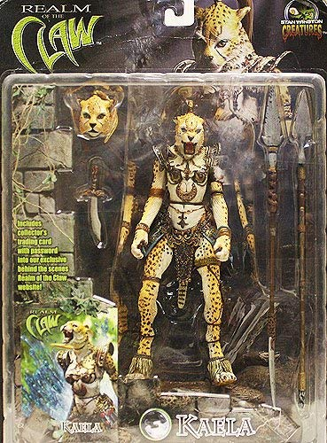 Stan Winston Creatures Realm of the Claw Kaela Figure
