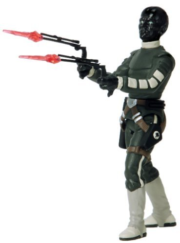 Star Wars, 2002 Saga Collection, Djas Puhr (Alien Bounty Hunter) #40 Action Figure, 3.75 Inches