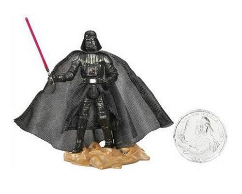 Star Wars 30th Anniversary A New Hope DARTH VADER Action Figure with Collector Coin