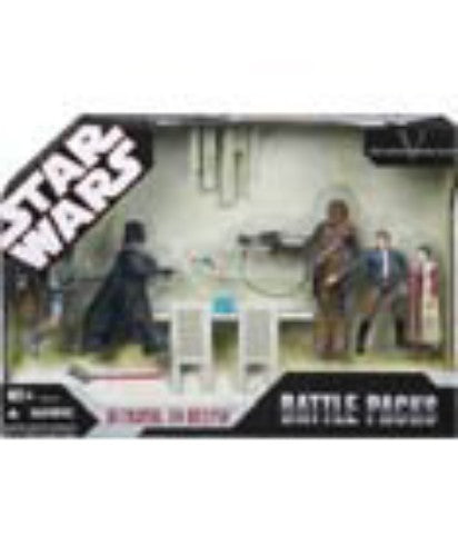 Star Wars 30th Anniversary Collection Battle Packs - Betrayal On Bespin