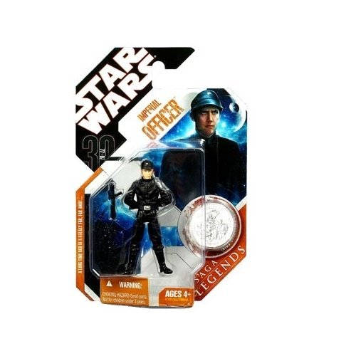 Star Wars 30th Anniversary Saga Legends - Imperial Officer - Fan's Choice