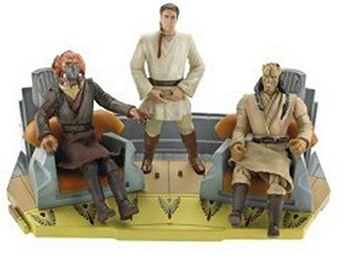 Star Wars: 3.75 Jedi Council Scene II