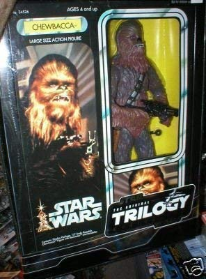 "Star Wars Chewbacca Original Trilogy Collection 15"" Action Figure"
