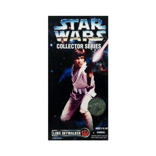 Star Wars Collector Series Luke Skywalker Action Figure 12 Inches