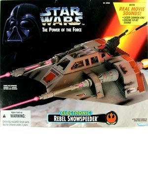 Star Wars Electronic Snowspeeder