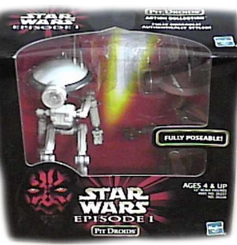 Star Wars: Episode 1 Pit Droids Large Doll