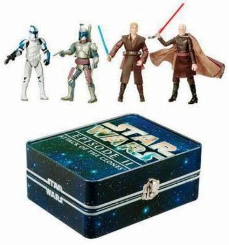 Star Wars Episode 2 Collectible Tin