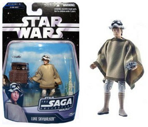 Star Wars - Escape the Saga Collection - Basic Figure - Luke TaTooth Tunesnie