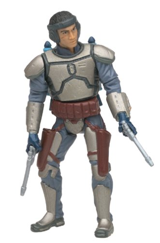 Star Wars Jango Fett (Slave-1 Pilot) Action Figure