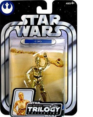 Star Wars Original Trilogy Collection OTC C-3PO #13
