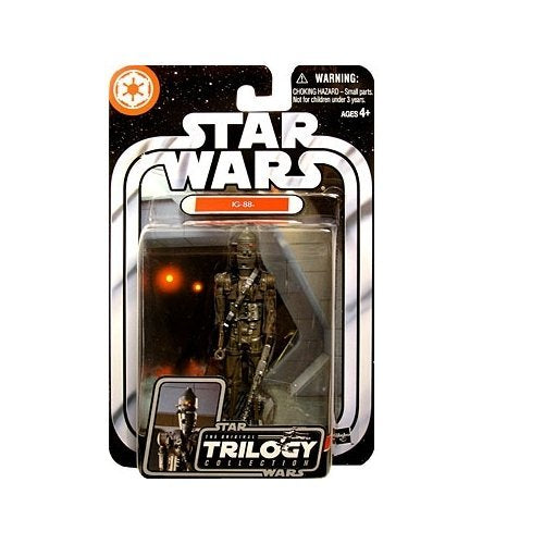 Star Wars Original Trilogy Collection OTC IG-88 #27