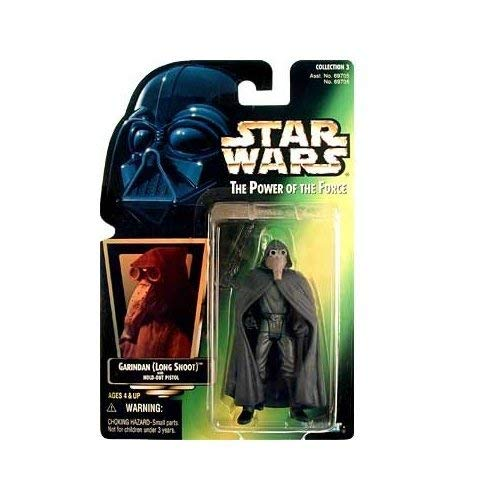 Star Wars Power of the Force Garindan Action Figure