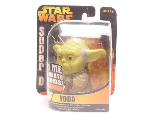 Star Wars Super Deformed Yoda Ep3 Revenge of the Sith