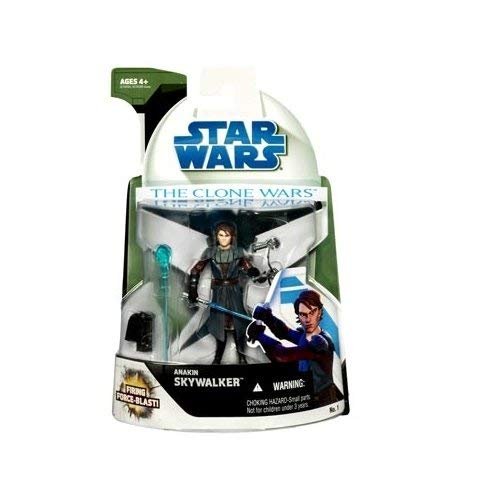 Star Wars The Clone Wars Anakin Skywalker Action Figure