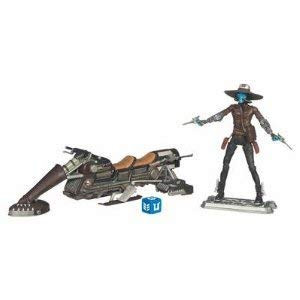 Star Wars The Clone Wars Pirate Speeder Bike with Cad Bane