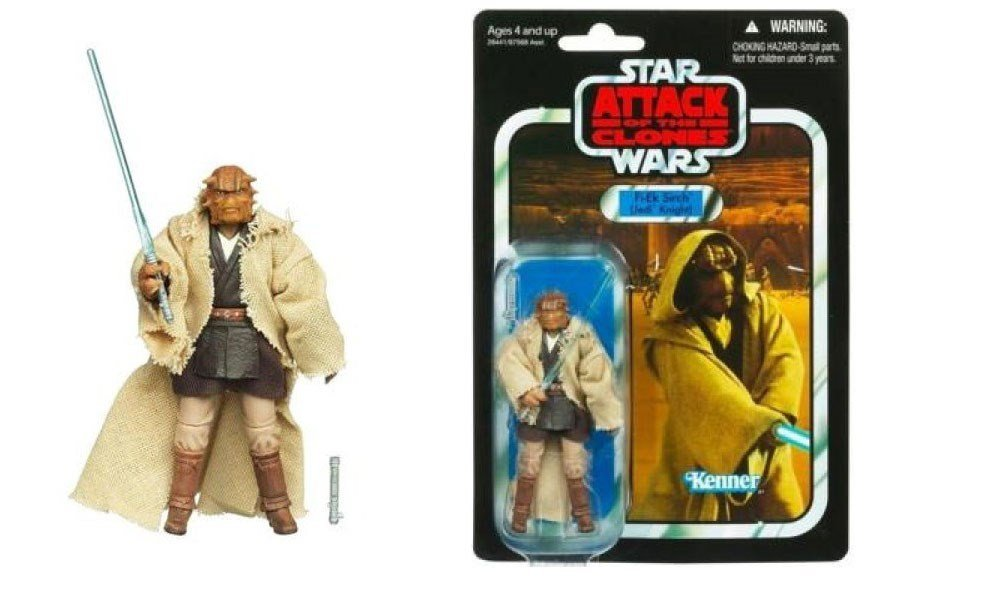 Star Wars: The Vintage Collection Action Figure VC49 Fi-Ek Sirch 3.75 Inch