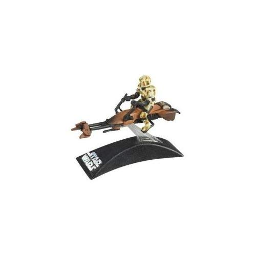 Star Wars: Titanium Kashyyyk Speeder Bike Vehicle