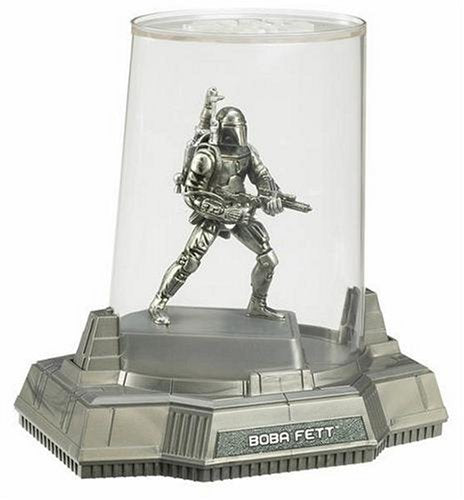 Star Wars Titanium Series Die Cast: Boba Fett