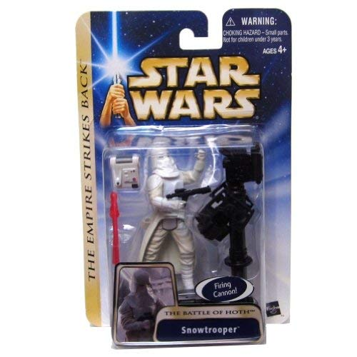 "Star Wars the Empire Strikes Back "" Snowtrooper "" Battle of Hoth"