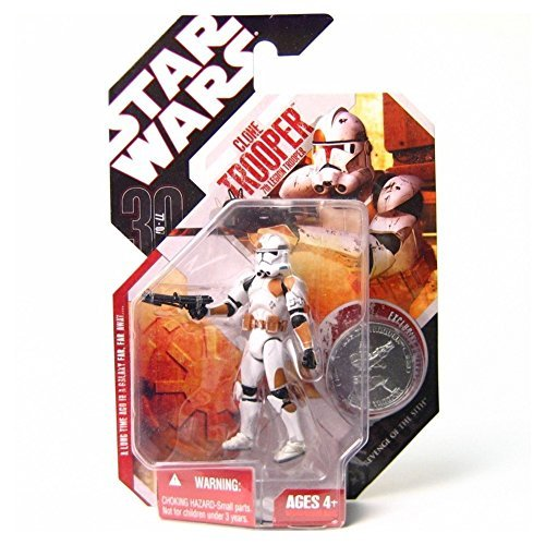 Star Wars:Clone Trooper 7th Legion Trooper with Exclusive Co