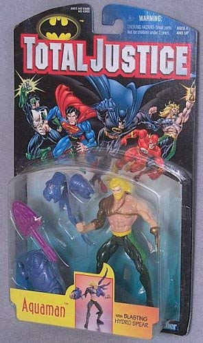 Total Justice League Batman : Aquaman Action Figure