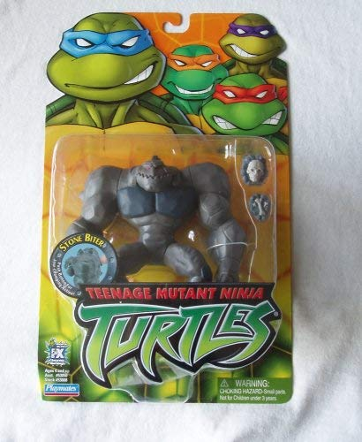 Teenage Mutant Ninja Turtles Action Figure: Stone Biter Playmates Toy
