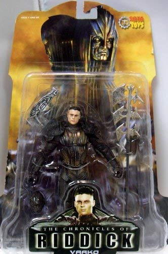 The Chronicles of Riddick Vaako Action Figure