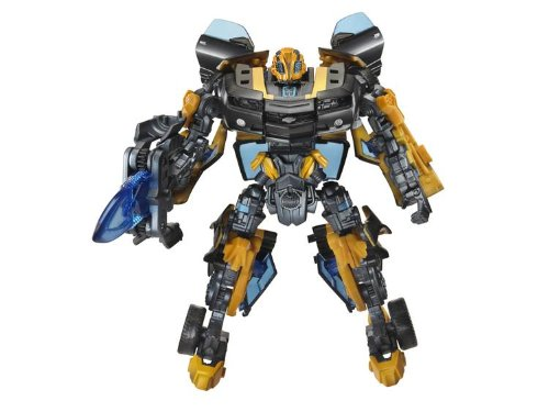 Transformers Movie Deluxe Allspark Power Stealth Bumblebee