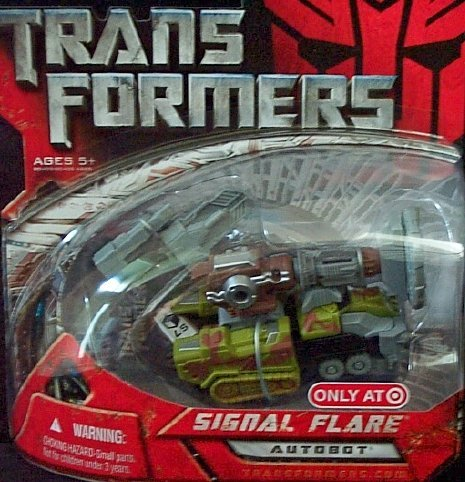 Transformers Movie Figure: Signal Flare
